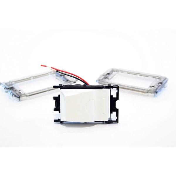 vacuumaansluiting dynamic mat wit