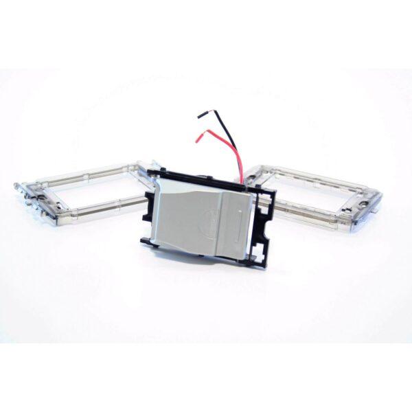 vacuumaansluiting dynamic licht grijs lak